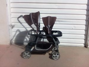 Double stroller for Sale in Fresno, CA