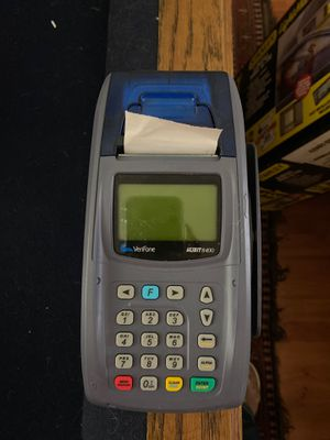 Verifone Nurit 8400 credit card terminal for Sale in Orlando, FL