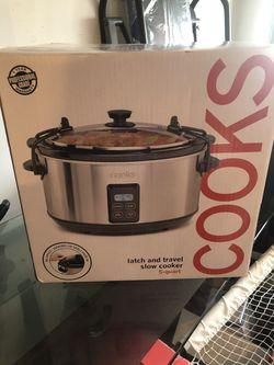 Cooks crock pot for Sale in Monroeville,  PA