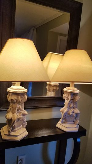 Set of 2 lamps for Sale in Plantation, FL