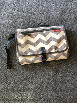 SkipHop changing pad and diaper bag for Sale in San Diego, CA