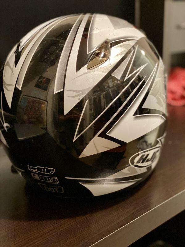 Motorcycle Helmet / HJC