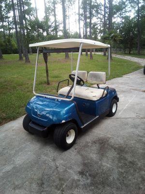 Yamaha electric golf cart for Sale in Glen Saint Mary, FL