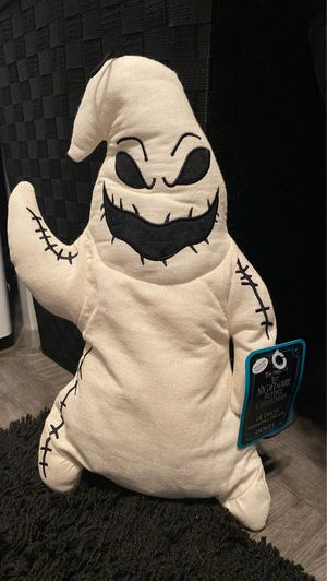 Oogie boogie plushie for Sale in San Bernardino, CA