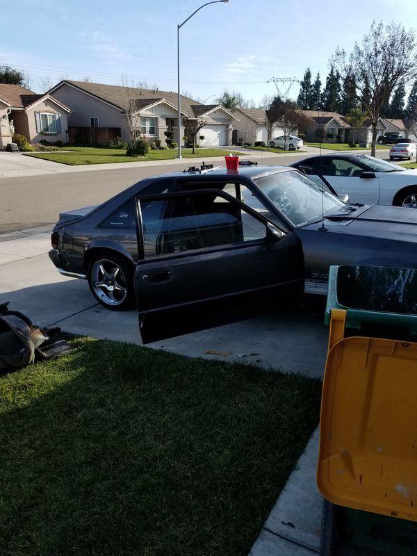 1991 Mustang 5.0 hatchback