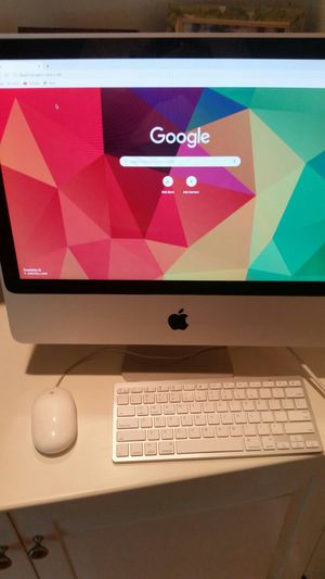 Apple imac 2008 fresh reset app operating system for Sale in Acton, MA