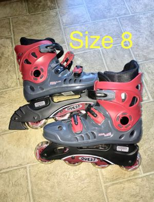 Roller skate shoes for Sale in Ashland, OR