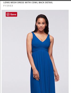 Used, F15933 bridesmaid dress Horizon size 6 and 10 for Sale for sale  Boca Raton, FL