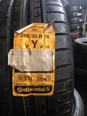 Only one 265/35r18 for Sale in Markham, IL