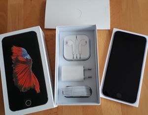 Unlocked and Brand New it shows the Apple Warranty in settings iPhone S Plus 32gb (Space-gray) test it np for Sale in Mystic Islands, NJ