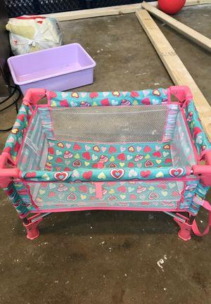 Baby doll crib for Sale in Nashville, TN