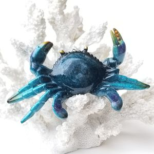"""Brand New! 5 1/2"""" Crab Ornament Nautical Coastal for Sale in Miami, FL"""