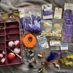 Fishing gear for Sale in North Ridgeville, OH