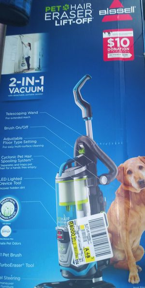 Bissell vacuum $100 firm for Sale in Hoquiam, WA