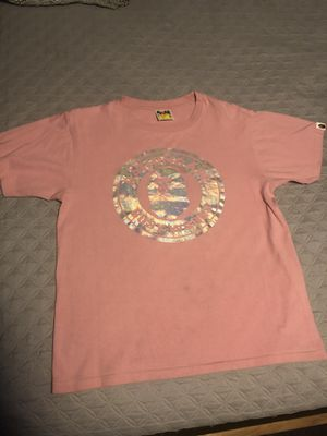 BAPE College Pink T-Shirt for Sale in Mesa, AZ