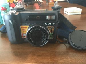 Sony cyber shot digital camera for Sale in Frederick, MD