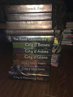 The mortal instruments books for Sale in Denver, CO