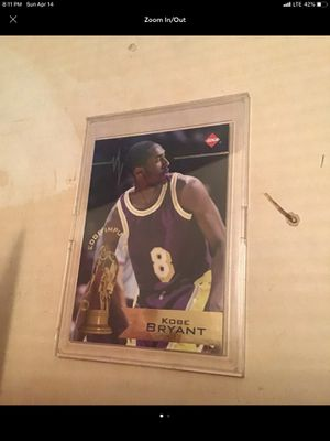 1997 Kobe Bryant basketball Card for Sale in Waianae, HI