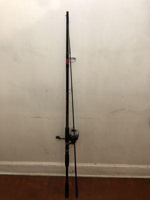 8ft rod & reel, 10ft rod& reel bundle for Sale in Washington, DC
