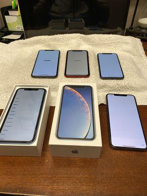 5 iPhones for Sale in Phoenix, AZ