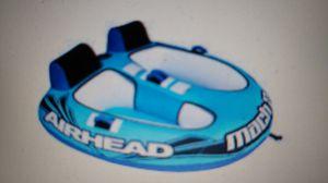 Airhead Mach 2 Rider Cockpit Towable - Blue/Black for Sale in Warren Park, IN