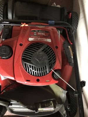 Troy-Built Self propelled Lawn Mower for Sale in Chula Vista, CA