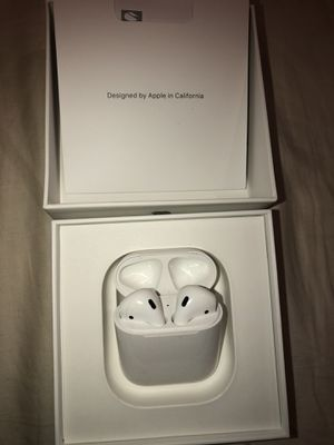 Apple second gen AirPods for Sale in The Bronx, NY