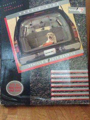 Kennel aire dog barrier for Sale in Chicago, IL