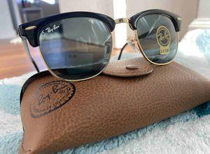Brand New Authentic RayBan Clubmaster Sunglasses for Sale in Aliso Viejo, CA