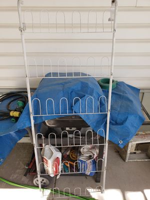 Over the door shoe rack for Sale in West Valley City, UT