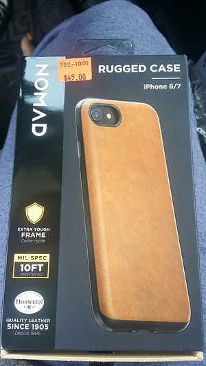 Nomad case iphone 7/8 for Sale in Lynchburg, VA