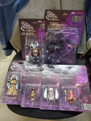 "FUNKO: THE DARK CRYSTAL ""AGE OF RESISTANCE"" (COMPLETE SET) for Sale in Plymouth Meeting, PA"