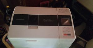 Panasonic bread maker excellent condition for Sale in Groveland, FL