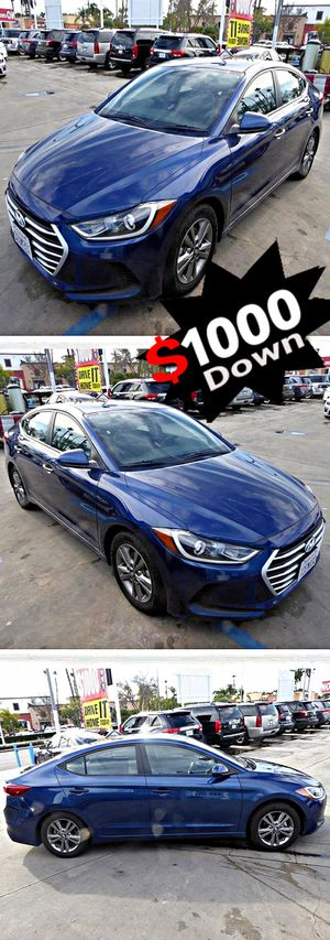 2018 Hyundai Elantra Limited 39k for Sale in South Gate, CA