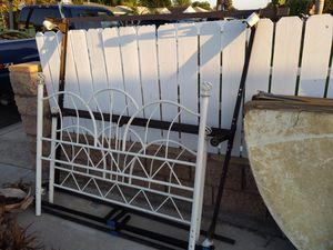 FREE Queen box spring frame and Full bed frame for Sale in La Mesa, CA