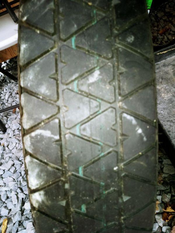 Original Audi spare tire