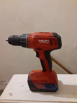 Hilti cordless hammer drill WITH BATTERY for Sale in St. Louis,  MO