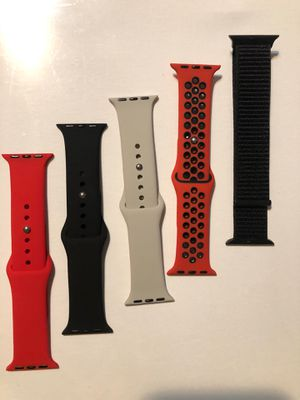 Apple Watch band set 38/40 MM for Sale in Pomona, CA
