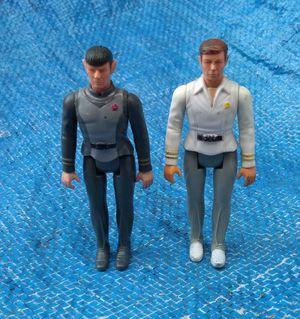 1979 Mego Star Trek Action Figure Lot Mr. Spock Dr. McCoy Vintage Collectible for Sale in Altadena, CA