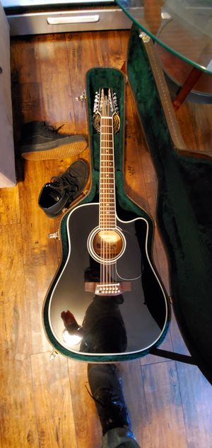 Takamine legacy 12 strings for Sale in Federal Way, WA