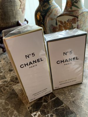Authentic Chanel Paris Perfume SOLD SEPERATE for Sale in St. Louis, MO