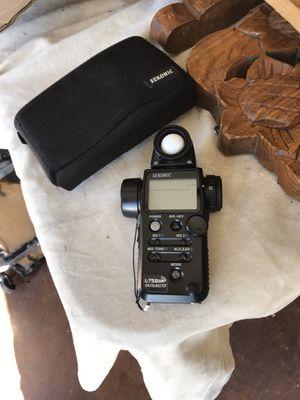 Sekonic L 758 dr light meter for Sale in Las Vegas, NV