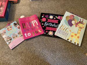 Free birthday bags!! for Sale in Rancho Cordova, CA