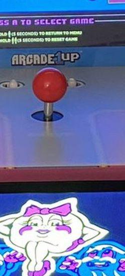 Ms Pacman Arcade Machine with Riser, Arcade1Up for Sale in Manassas,  VA