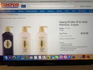 DAENG GI MEORI Gild Premium set from Costco for Sale in Rosemead, CA