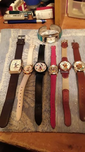 7 WATCHES for Sale in Vinton, IA