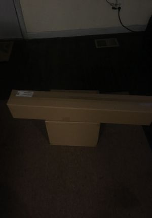 DSB1 sound bar and wireless subwoofer Polk audio for Sale in Atlanta, GA