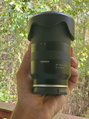 Tamron 28-75 f2.8 for Sale in New York, NY