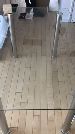 Glass Dining Table- Brand New for Sale in West Hollywood,  CA