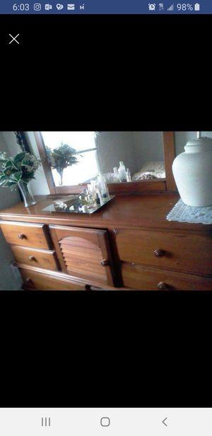 Wooden Dresser for Sale in Fairfax, VA